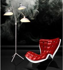 Lumina Lampa podłogowa ADARRIO WHITE LDF 511 3 WT ) Deco