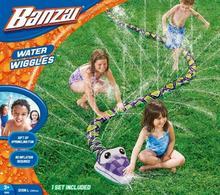 Banzai Zraszacz wodny - Water Wiggles * 7923