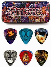 Dunlop SANPT01M Santana kostki gitar puszka 6szt DUNSANPT01MKGZ