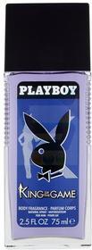 Playboy King Of The Game 75 ml dezodorant z atomizerem