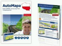 Automapa AutoMapa Polska XL
