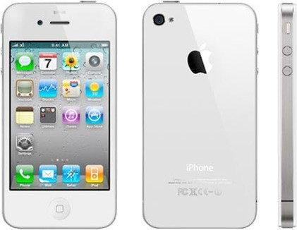 Apple iPhone 4S 16GB biały