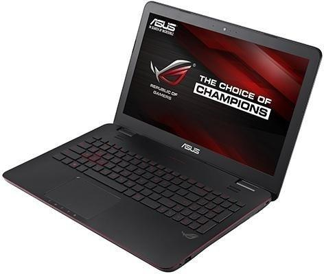 "Asus G551JW-CN098D 15,6"", Core i7 2,6GHz, 8GB RAM, 750GB HDD (G551JW-CN098D)"