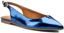 Gino Rossi sandały - Ella DAG328-H75-3000-5700-0 Granat 59