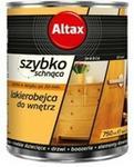 Altax Lakierobejca Szybkoschnąca Palisander 0,75 L