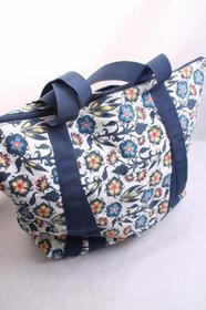 torba damska VANS POINT BREAK LARGE FLORAL DRESS BLUES