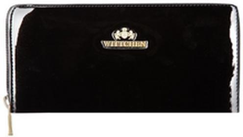 Wittchen Duży portfel damski - Verona Wallet 25-1-393-1 czarny
