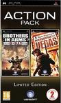 Opinie o Brothers in Arms: D-Day + Tom Clancys Rainbow Six: Vegas (Limited Edition) PSP