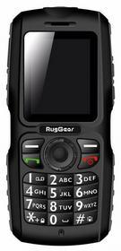 RugGear RG100 Czarny