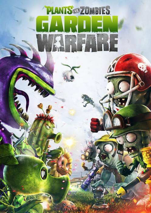 Plants vs. Zombies: Garden Warfare PS3