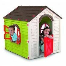 domek dla dzieci Keter Rancho Playhouse Zielony/Brązowy