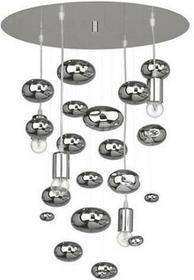 Nowodvorski plafon LAMPA sufitowa SALVA G 6845 dekoracyjna OPRAWA zwis IP20 rain