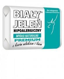Pollena Hipoalergiczne mydło naturalne PREMIUM z kozim mlekiem 100 ml