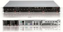 Actina Solar Serwer Solar 110 S7 / Xeon E3-1200v5 / DDR4 ECC 2133MHz / 4x HDD i SSD Hot-Plug z ramkami w komplecie / opcja zasilania nadmiarowego / pełne zdalne zarządzanie z KVM w standardzie solar110S7