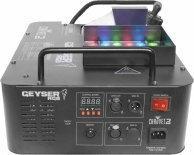Chauvet Geyser LED RGB - wytwornica dymu z LED RGB DMX