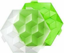 Lekue Foremki do lodu Ice Cube Giant zielone 0250600V05C004