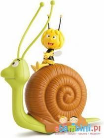 Tm Toys ŚLIMAK SHELBY Jeżdżący Pojazd + Figurka Pszczółka Maja - Zestaw 200104