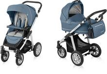 Baby Design Lupo Comfort 2w1 01 BLUE