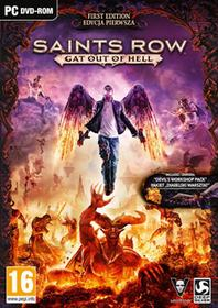 Saints Row: Gat out of Hell Edycja Pierwsza PC