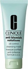 Clinique Anti-Blemish Solutions Maseczka do twarzy przeciw wypryskom 100ml