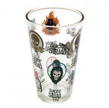 Legion Samobójców - duża szklanka