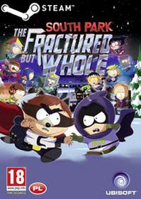 Obsidian Entertainment DIGITAL South Park: Fractured but Whole + DLC (klucz UPLA