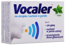 Aflofarm VOCALER MIĘTA 12 past. do ssania 9077233