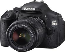Canon EOS 600D + 18-55 IS II + 55-250 kit