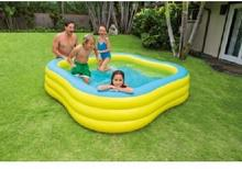 Intex Basen Swim CenterT Family Pool - 229x229x56 cm 57495NP