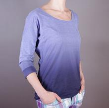 Roxy Bluzka Arty - kolor niebieski