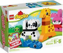 LEGO Duplo - Kreatywne zwierzątka 10573