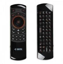 IBOX Klawiatura bezprzewodowa do SmartTV ARES 3 AirMouse+Pilot+Klawiatura AKIBAVP00010 [5554721]