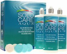 Menicon Solo Care AQUA 3x360 ml ZESTAW
