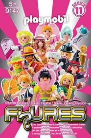 Playmobil Edycja 11 Figurki Girls 9147