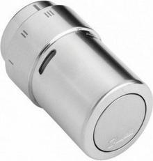 Danfoss Głowica termostatyczna living design RAX, kolor stal nierdzewna 013G6171