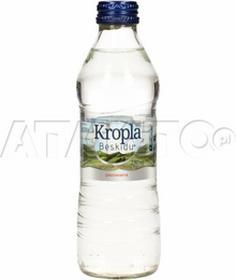 Kropla BeskiduWoda mineralna 0.25l gazowana KroplaBeskidu szkło ZC1038