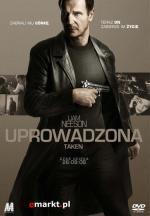 Uprowadzona (Taken) [DVD]