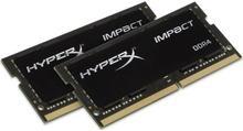 HyperX Pamięć do notebooków Impact SODIMM DDR4, 2x16GB, 2400MHz, CL14 HX424S14IB
