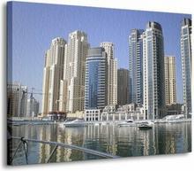 Dubai, Marina - Obraz na płótnie