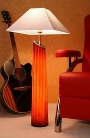Falko Lampka nocna -Red L1/medium - 4896