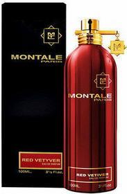 Montale Red Vetyver Woda perfumowana 100ml