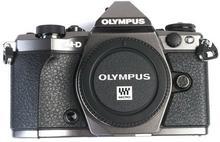 Olympus OM-D E-M5 Mark II Ti Limited Edition tytanowy