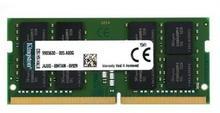 Kingston Pamieć DDR4 SODIMM 16GB 2400MHz 2Rx8 CL17 1.2V KVR24S17D8/16