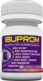 US Pharmacia Ibuprom 200mg 96 szt.