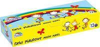 KW Trade Farby plakatowe Firello 20 ml 12 kolorów