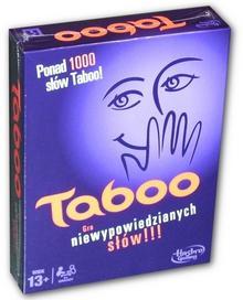 Hasbro Tabu Reinvention