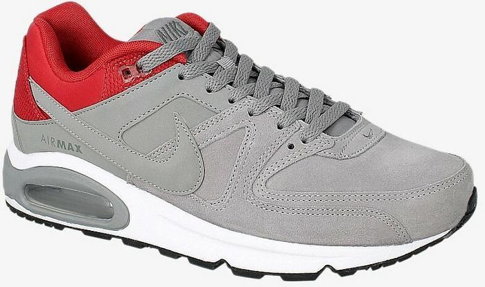 info for 09805 17bfa Nike Air Max Command 749760-006 czerwono-szary