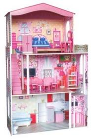 Woodyland Kolorowy Domek dla Lalek