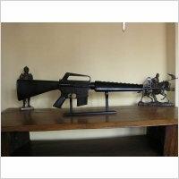 Denix NIEPOWTARZALNY KARABIN SZTURMOWY M16A1-USA