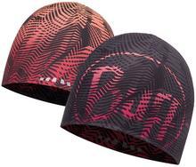 czapka dwustronna do biegania BUFF COOLMAX REVERSIBLE HAT BUFF R-MEEKO / 113674.555.10